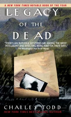 Legacy of the Dead - Todd, Charles