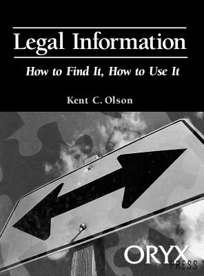 Legal Information - Olson, Kent