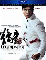 Legend of the Fist: The Return of Chen Zhen [Blu-ray/DVD]