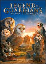 Legend of the Guardians: The Owls of Ga'Hoole - Zack Snyder