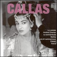 Legendary Performances of Callas [Box Set] - Aldo Protti (vocals); Athos Cesarini (vocals); Carlo Campi (vocals); Carlo Forti (vocals); Cesare Valletti (vocals);...