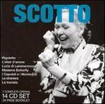 Legendary Performances of Scotto [Box Set]