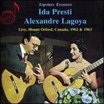 Legendary Treasures: Ida Presti, Alexandre Lagoya - Mont Orford, Canada