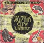 Legends of Country Music: The Best of Austin City