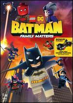 LEGO DC Comics: Batman - Family Matters