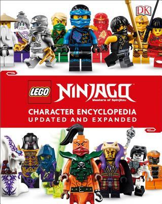 Lego Ninjago Character Encyclopedia - Sipi, Claire