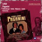 Leh�r: Paganini