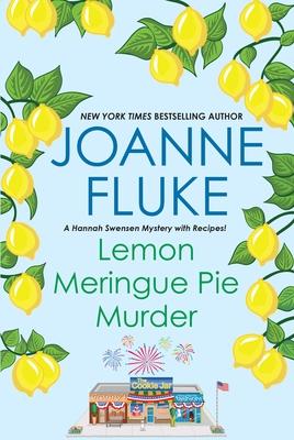 Lemon Meringue Pie Murder - Fluke, Joanne
