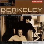 Lennox Berkeley: Symphony No. 3; Sinfonia Concertante; Michael Berkely: Oboe Concerto; Secret Garden