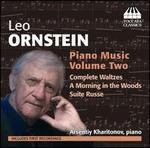 Leo Ornstein: Piano Music, Vol. 2