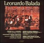 Leonardo Balada: Symphonies