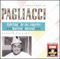 Leoncavallo: Pagliacci - George Cehanovsky (vocals); Jussi Björling (vocals); Leonard Warren (vocals); Paul Franke (vocals); Richard Wright (vocals);...