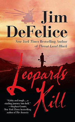 Leopards Kill - DeFelice, Jim