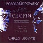 Leopold Godowsky: Studien über die Etüden von Chopin, Vol. 2: Nos. 21-43