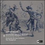 Leopold Mozart: Peasant Wedding and Toy Symphony; Wolfgang Amadeus Mozart: Symphony No. 1 , K.16