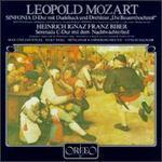 Leopold Mozart: Sinfonia; Biber: Serenada