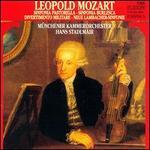 Leopold Mozart: Sinfonia Pastorella; Sinfonia Burlesca; Divertimento Militare; Neue Lambacher Sinvonie