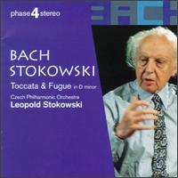 Leopold Stokowski: Orchestral Transcriptions - David Gray (horn); Howard Snell (trumpet); Leopold Stokowski (conductor)