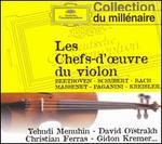 Les chefs-d'oeuvres du violon