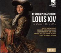 Les Menus Plaisirs de Louis XIV de Paris à Versailles - Andrew Lawrence-King (baroque harp); Attilio Cremonesi (harpsichord); Bernard Deletré (bass); Cantus Cölln;...