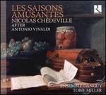Les Saisons Amusantes: Nicolas Chédeville after Antonio Vivaldi