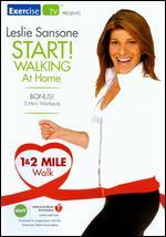 Leslie Sansone: Start! Walking at Home: 1 & 2 Mile Walk