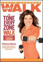 Leslie Sansone: Tone Every Zone Walk