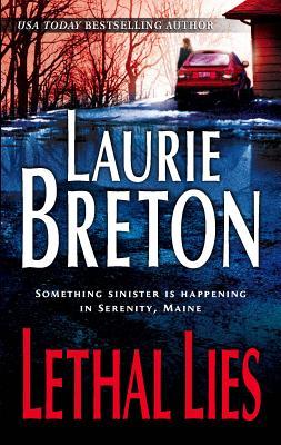 Lethal Lies - Breton, Laurie