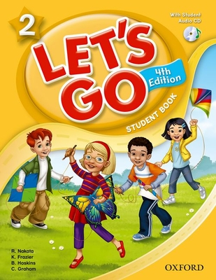 Let's Go: 2: Student Book -