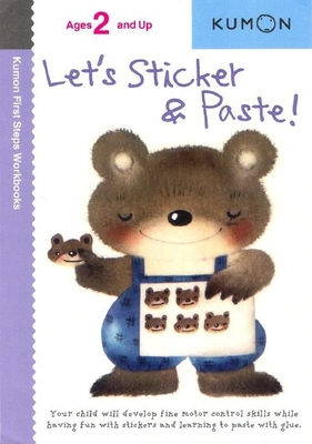 Let's Sticker & Paste! - Kumon Publishing (Creator)