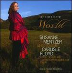 Letter to the World: Susanne Mentzer sings songs by Carlisle Floyd