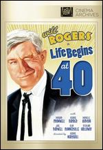 Life Begins at Forty - George Marshall