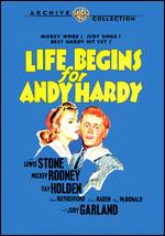 Life Begins for Andy Hardy - George B. Seitz