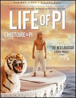 Life of Pi [Blu-ray/DVD]