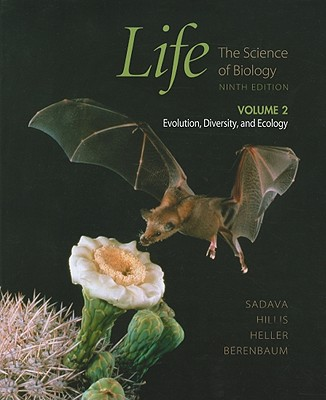 Life, Volume 2: The Science of Biology - Sadava, David E