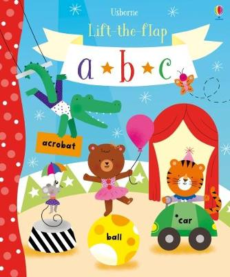Lift-the-Flap ABC - Watson, Hannah, and Luthringer, Melisande (Illustrator)