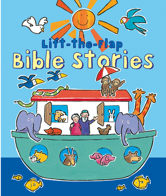 Lift-The-Flap Bible Stories - Goodings, Christina