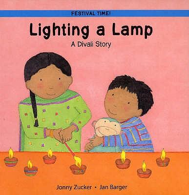 Lighting a Lamp: A Divali Story - Zucker, Jonny