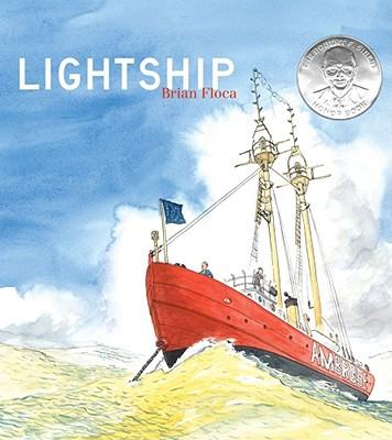 Lightship - Floca, Brian