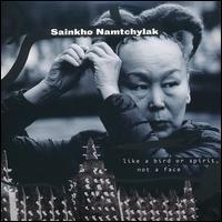 Like a Bird or Spirit, Not a Face - Sainkho Namtchylak
