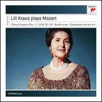Lili Kraus plays Mozart Piano Concertos: The Complete Columbia Recordings, 1965-1966 - Lili Kraus (piano)