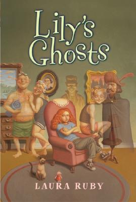 Lily's Ghosts - Ruby, Laura