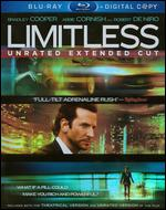 Limitless [Unrated] [2 Discs] [Includes Digital Copy] [Blu-ray] - Neil Burger