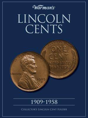 Lincoln Cent 1909-1958 Collector's Folder - Warman's