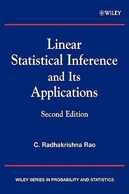 Linear statistical inference and its applications book by c linear statistical inference and its applications rao c radhakrishna fandeluxe Choice Image