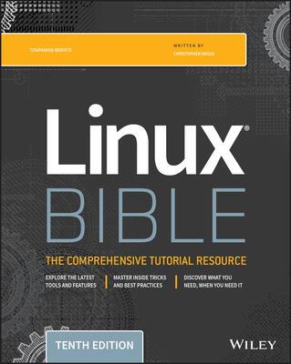 Linux Bible - Negus, Christopher
