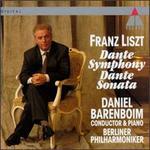 Liszt: Dante Symphony; Dante Sonata