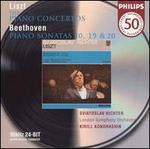 Liszt: The Piano Concertos; Beethoven: Piano Sonatas 10, 19 & 20