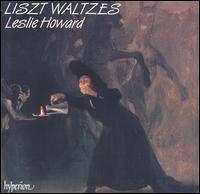 Liszt Waltzes - Leslie Howard (piano)