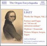 Liszt: Works for Organ, Vol. 2